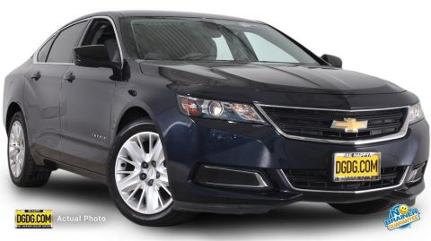 Certified Used Chevrolet Impala LS