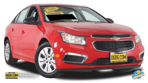 Used Chevrolet Cruze LS