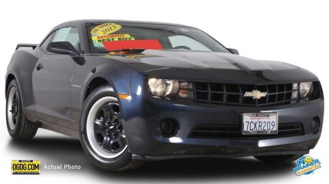 Used Chevrolet Camaro 2LS