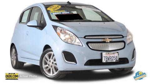 Certified Used Chevrolet Spark EV 2LT